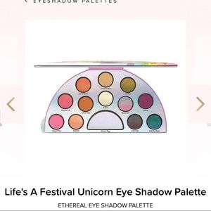 NEW! Too Faced Life's a Festival Pallet